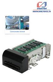 Lecteur de cartes magnétiques motorisé d'insertion pour le kiosque, lecteur de Smart Card avec l'interface RS232