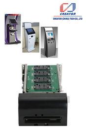 EMV Smart a motorisé le lecteur de cartes
