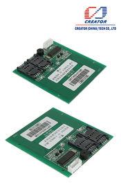 Lecteur de cartes du kiosque RFID de 13,56 mégahertz, lecteur de C.C 5V Smart Card pour la vente au détail